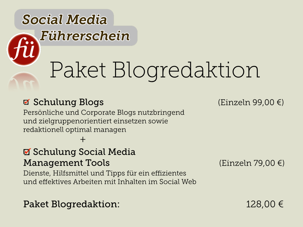 Paket-Blogredaktion