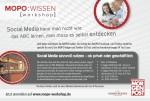 MOPO Wissen - die neue Workshopreihe der Hamburger Morgenpost